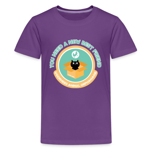 New Best Friend - Kids' Premium T-Shirt