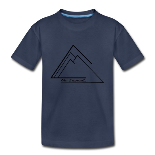 The Summit Phone case - Kids' Premium T-Shirt
