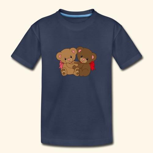 Bears Hugging - Kids' Premium T-Shirt