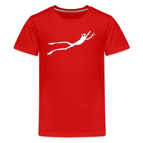 Frog Logo - Kids' Premium T-Shirt