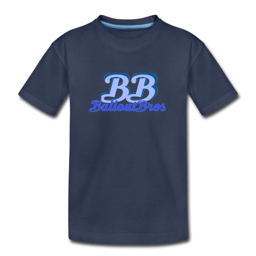 Ballout Bros Design - Kids' Premium T-Shirt