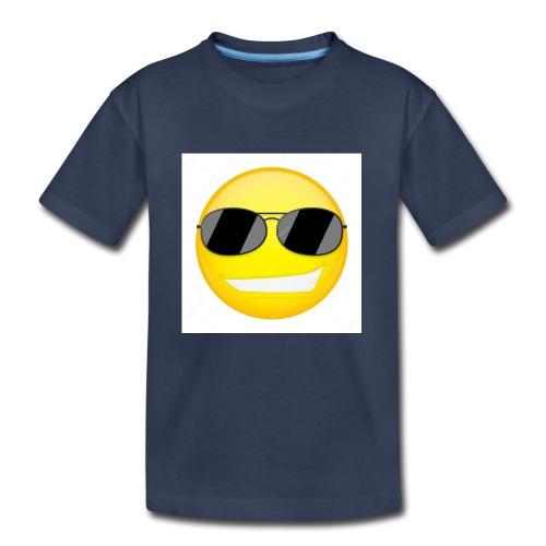 Bonnehomme Jaune - Kids' Premium T-Shirt