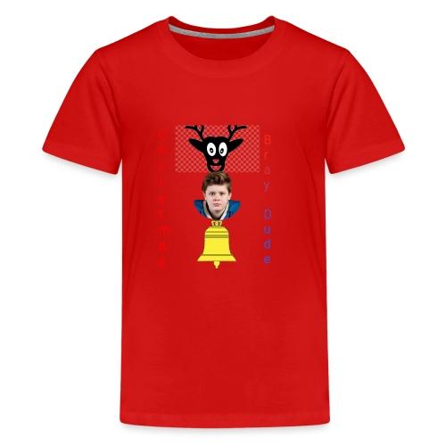 20181123 221833 - Kids' Premium T-Shirt