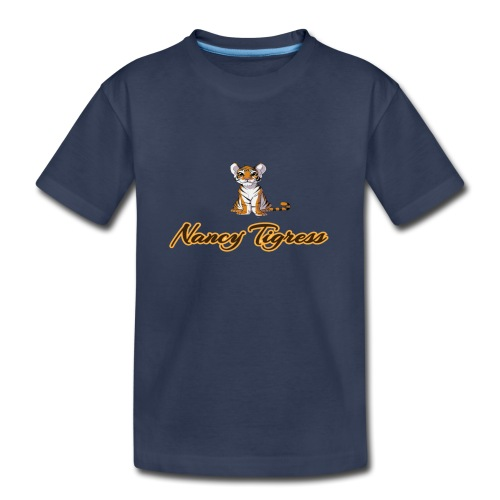 tigress - Kids' Premium T-Shirt