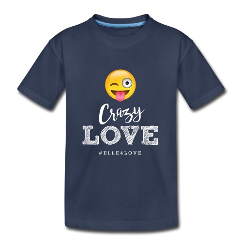 Crazy Love - Kids' Premium T-Shirt