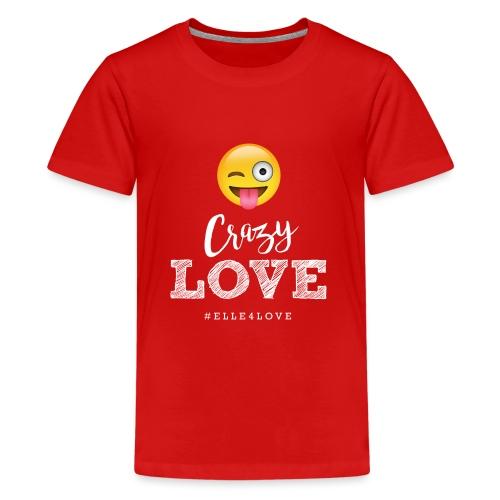 Crazy Love - Kids' Premium T-Shirt
