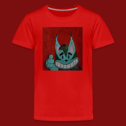 K 0SS Kat - Kids' Premium T-Shirt