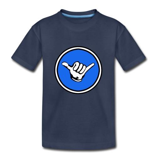 Shaka Gaming Main Logo - Kids' Premium T-Shirt