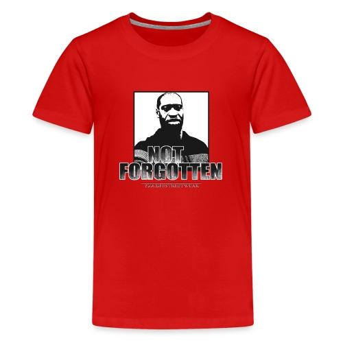 not forgotten - Kids' Premium T-Shirt