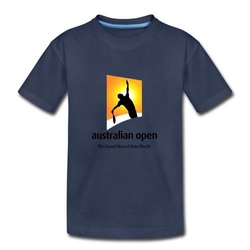 AUSTRALIA OPEN LOGO 2 - Kids' Premium T-Shirt