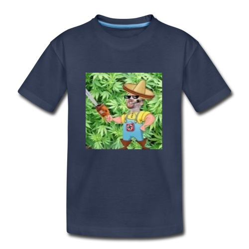 momothefarming - Kids' Premium T-Shirt