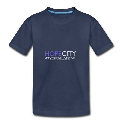 Hope City Empowerment Church - Kids' Premium T-Shirt