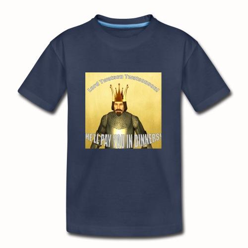 Lord Twatsonson Merch! - Kids' Premium T-Shirt