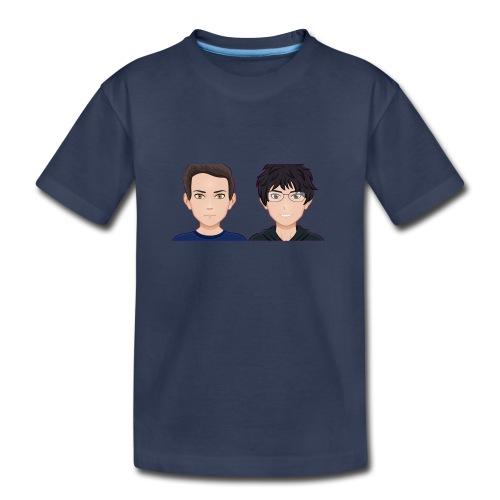 Sun-Both - Kids' Premium T-Shirt