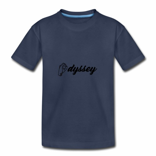 Hand Sign Odyssey - Kids' Premium T-Shirt