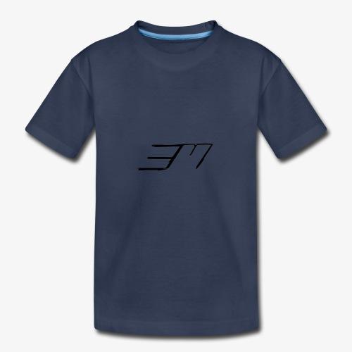 3M Black - Kids' Premium T-Shirt