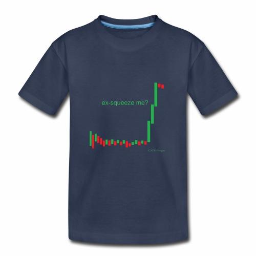 ex-squeeze me? - Kids' Premium T-Shirt