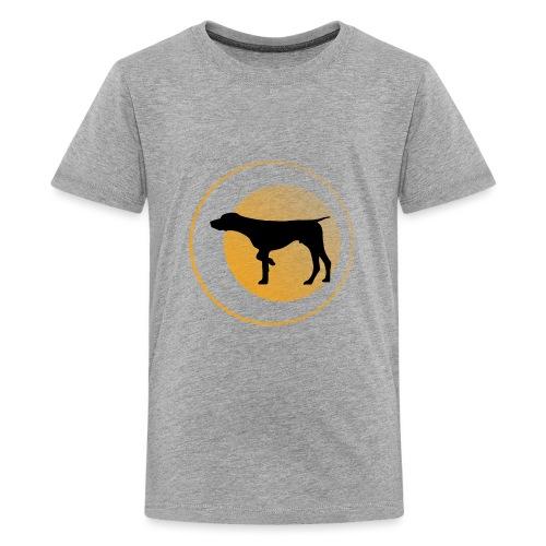 German Shorthaired Pointer - Kids' Premium T-Shirt