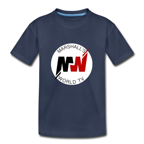 Marshalls World Tv - Kids' Premium T-Shirt