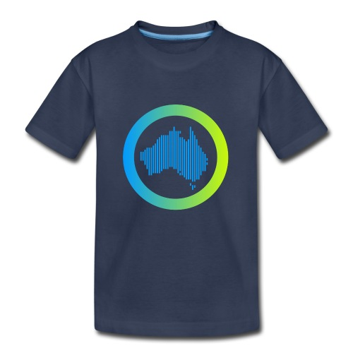 Gradient Symbol Only - Kids' Premium T-Shirt