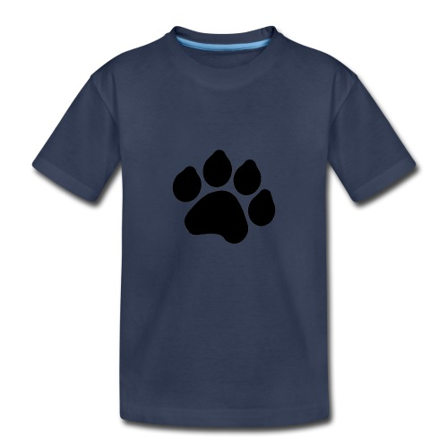 Black Paw Stuff - Kids' Premium T-Shirt