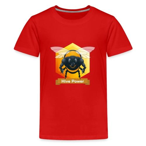 Hive Power - Kids' Premium T-Shirt
