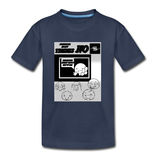 BRIGHTER SIGHT NEWS NETWORK - Kids' Premium T-Shirt