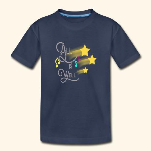 greyalliswell - Kids' Premium T-Shirt