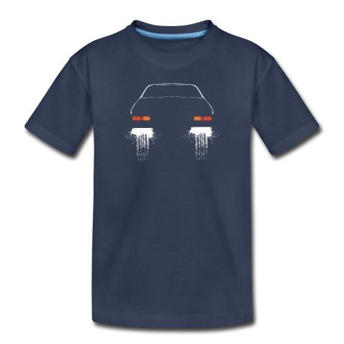 HQ BURNOUT - Kids' Premium T-Shirt