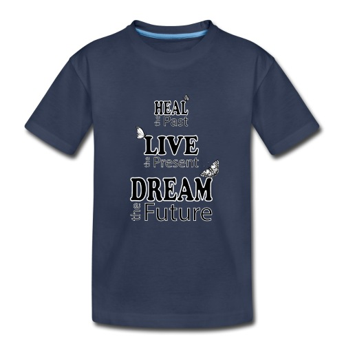 Heal the Past - Kids' Premium T-Shirt