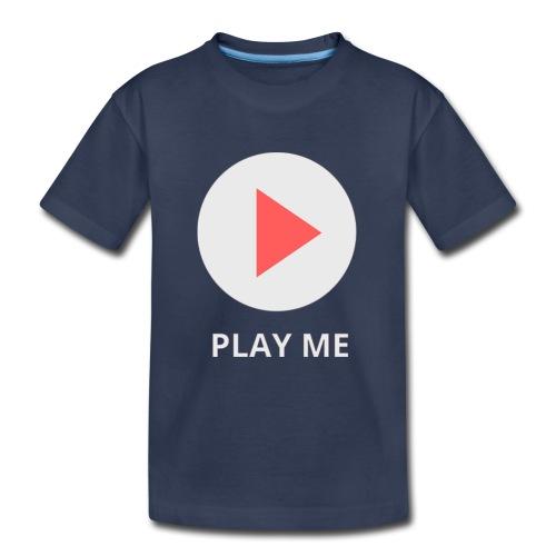 play me - Kids' Premium T-Shirt
