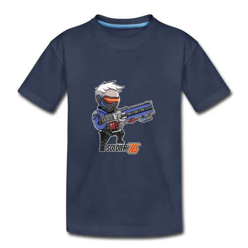 Soldier 76 - Kids' Premium T-Shirt