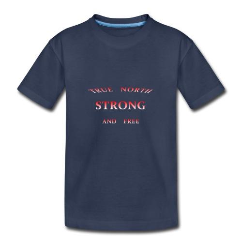 Canada Tue North - Kids' Premium T-Shirt