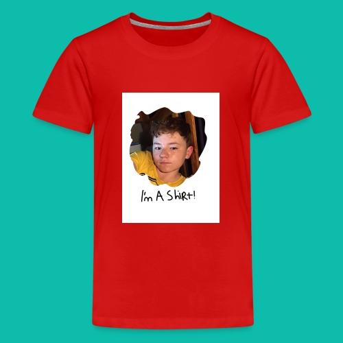 imma shirt. (White shirt is recomemded) - Kids' Premium T-Shirt