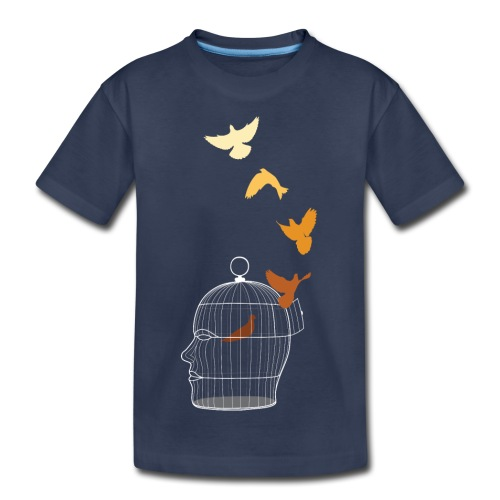 Free Thought - Kids' Premium T-Shirt