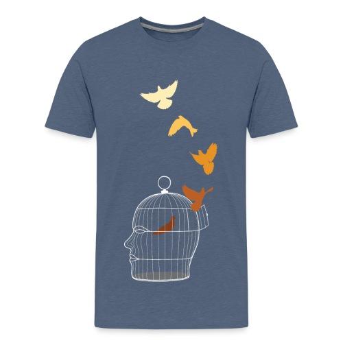 Free Thought - Kids' Premium T-Shirt