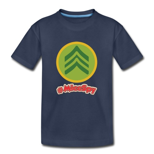 Sarges Surplus Hut Explorer Badge - Kids' Premium T-Shirt