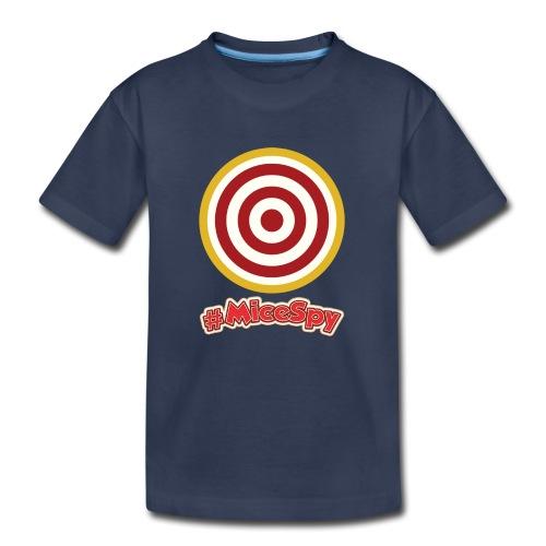 Shootin Gallery Explorer Badge - Kids' Premium T-Shirt