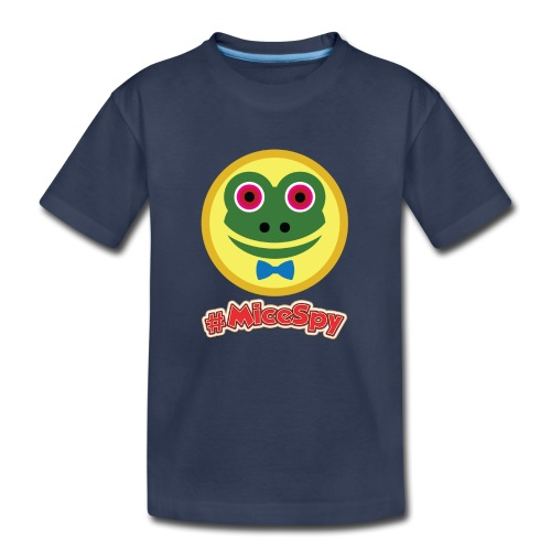 Mr Toad Explorer Badge - Kids' Premium T-Shirt