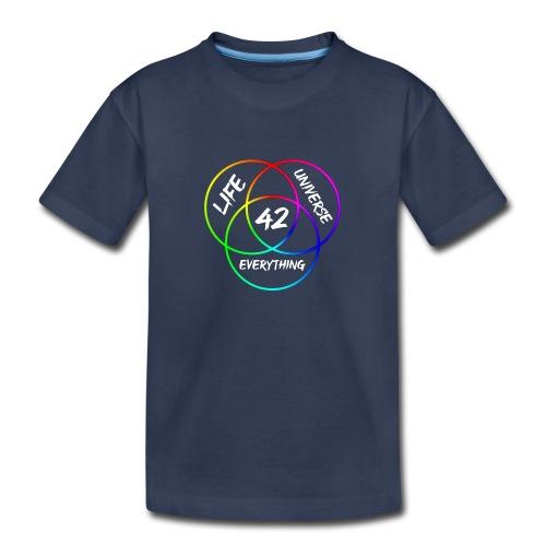 42 The Answer to Life merch - Kids' Premium T-Shirt