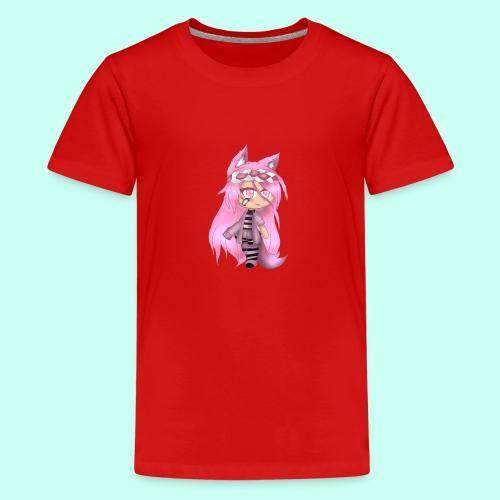 Pink Gacha Life Oc - Kids' Premium T-Shirt