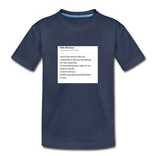 Yowza - Kids' Premium T-Shirt