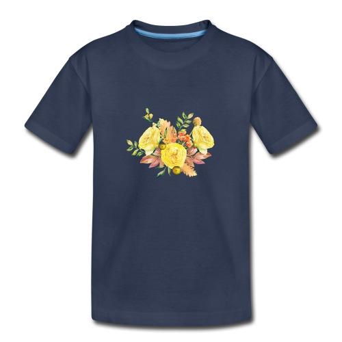 Flowers 23 - Kids' Premium T-Shirt