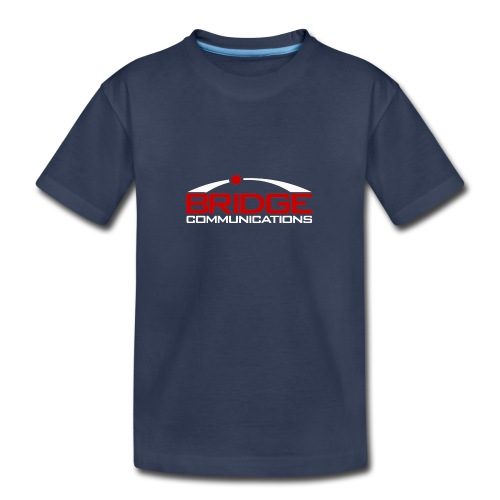 Bridge Communications Dark Logo - Kids' Premium T-Shirt