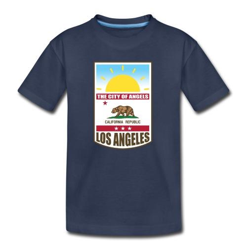 Los Angeles - California Republic - Kids' Premium T-Shirt