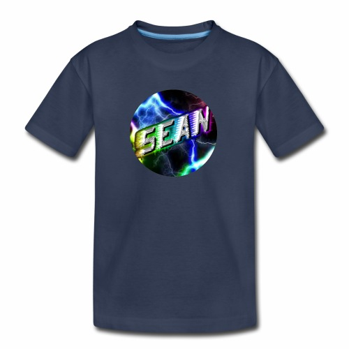 Sean Morabito YouTube Logo - Kids' Premium T-Shirt