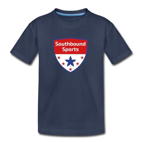 Southbound Sports Crest Logo - Kids' Premium T-Shirt