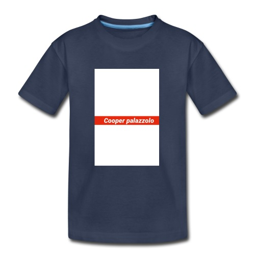 cooperpalazzolo - Kids' Premium T-Shirt