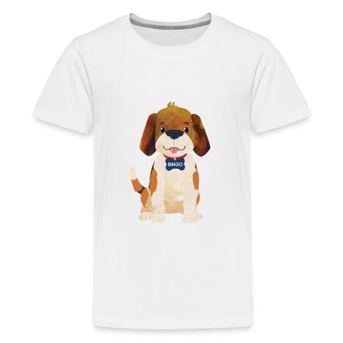 Bingo Front - Kids' Premium T-Shirt