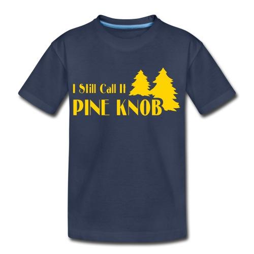 Pine Knob - Kids' Premium T-Shirt